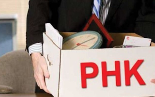 pekerja di PHK akibat Pandemi covid-19