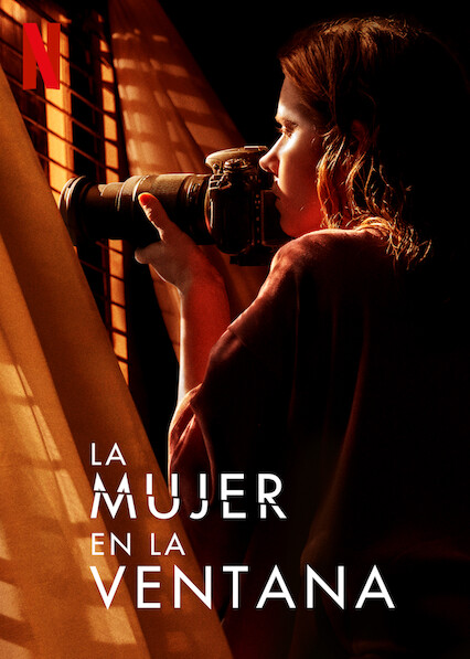 The Woman in the Window (2021) NF WEB-DL 1080p Latino