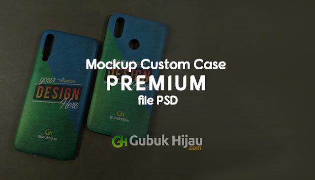 Mockup Custom Case Premium studiogubukhijau.blogspot.com