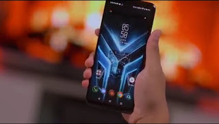 X mode Asus ROG Phone 3