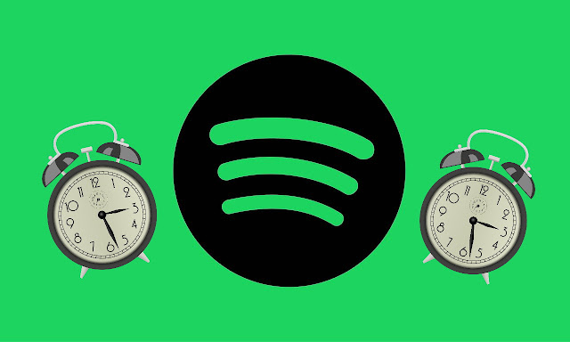 Set Alarm With Spotify Music