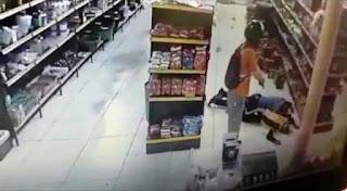 Polícia derruba dois suspeitos