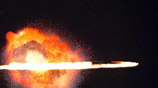 Guerra nas Estrelas - Alderaan destruído pela Estrela da Morte