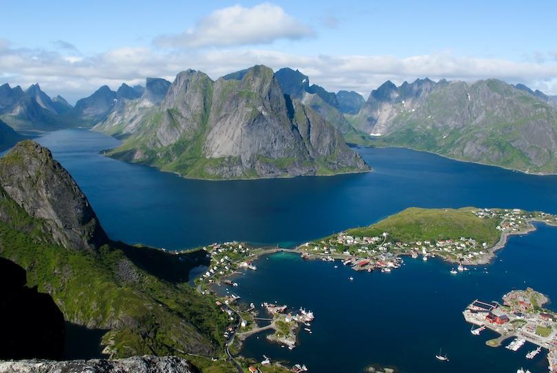 اجمل الاماكن للزيارة في النرويج
