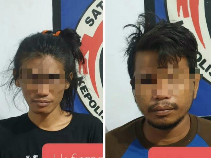Jual Sabu, KB dan FS Pemuda Asal Gowa dan Takalar Diciduk Tim Drugs Hunter Polres Takalar
