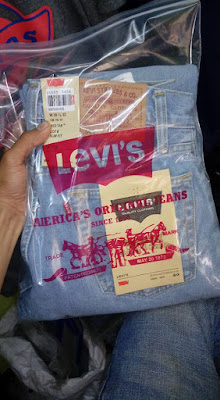 jeans di Pekalongan