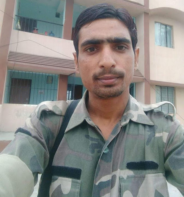 BMP 13 soldier