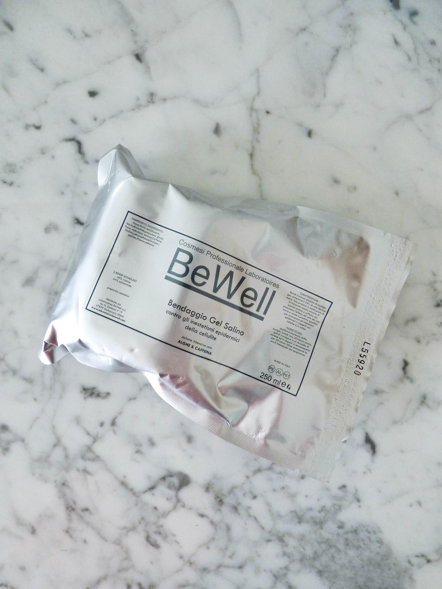 Il Bendaggio freddo tonificante di Bewell Green
