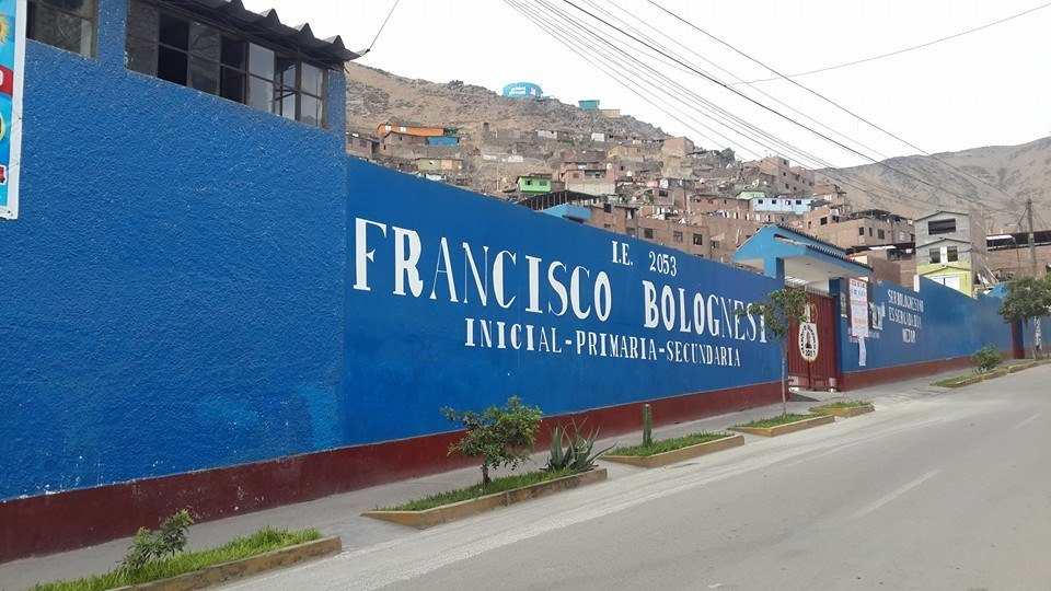 Inicial 2053 FRANCISCO BOLOGNESI CERVANTES - Independencia