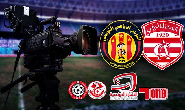 Derby de Tunis: l'esperance sportive de tunisie à une victoire de son 30è titre