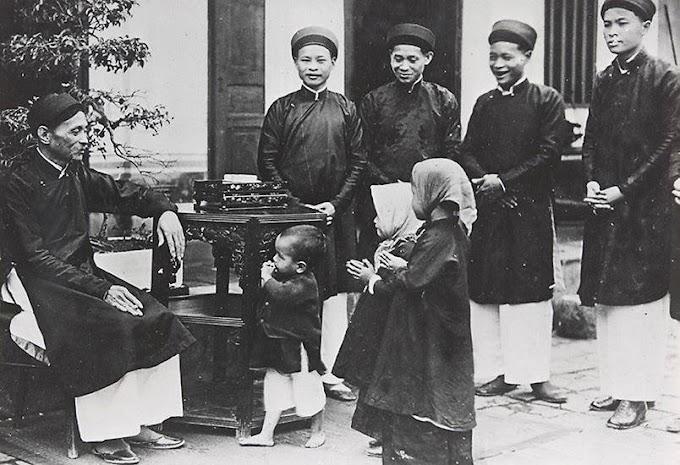 Vietnamese Family Life