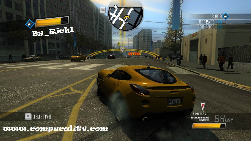 Capturas propias By Richi Driver San Franciso PC
