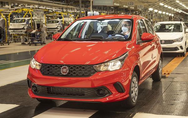 Fábrica da Fiat em Betim coloca 600 funcionários em férias coletivas esta semana