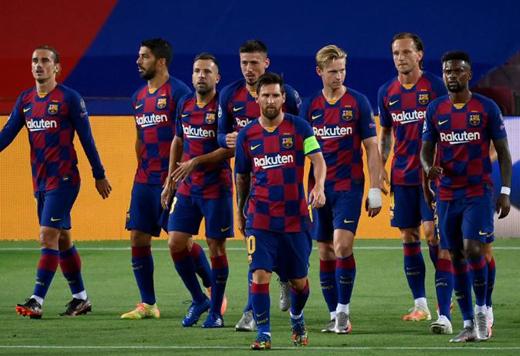 Trước tứ kết Champions League: Coi chừng địa chấn 3