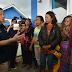 Jonan Usulkan Listrik Gratis untuk Pengungsi Sinabung
