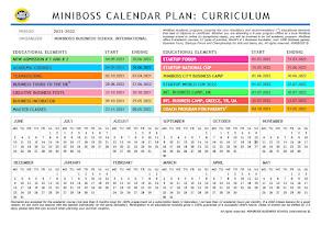 Календарний план