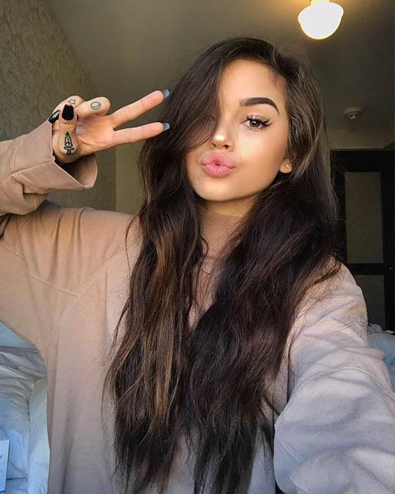 Selfies tumblr sola para imitar que te haran ver angelical