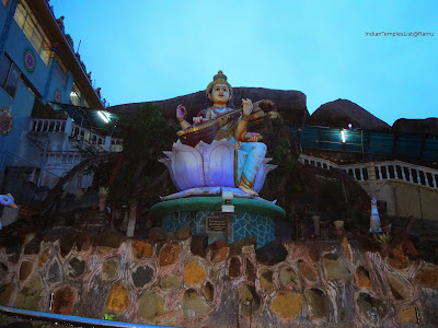 Sri Vidya Saraswati Shani Temple in Wargal