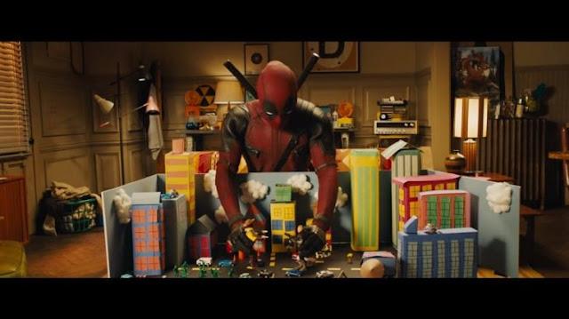 Por fin llega el nuevo trailer de Deadpool 2 y es increible
