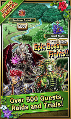 Brave Frontier v1.7.3.4 Mod apk for Android