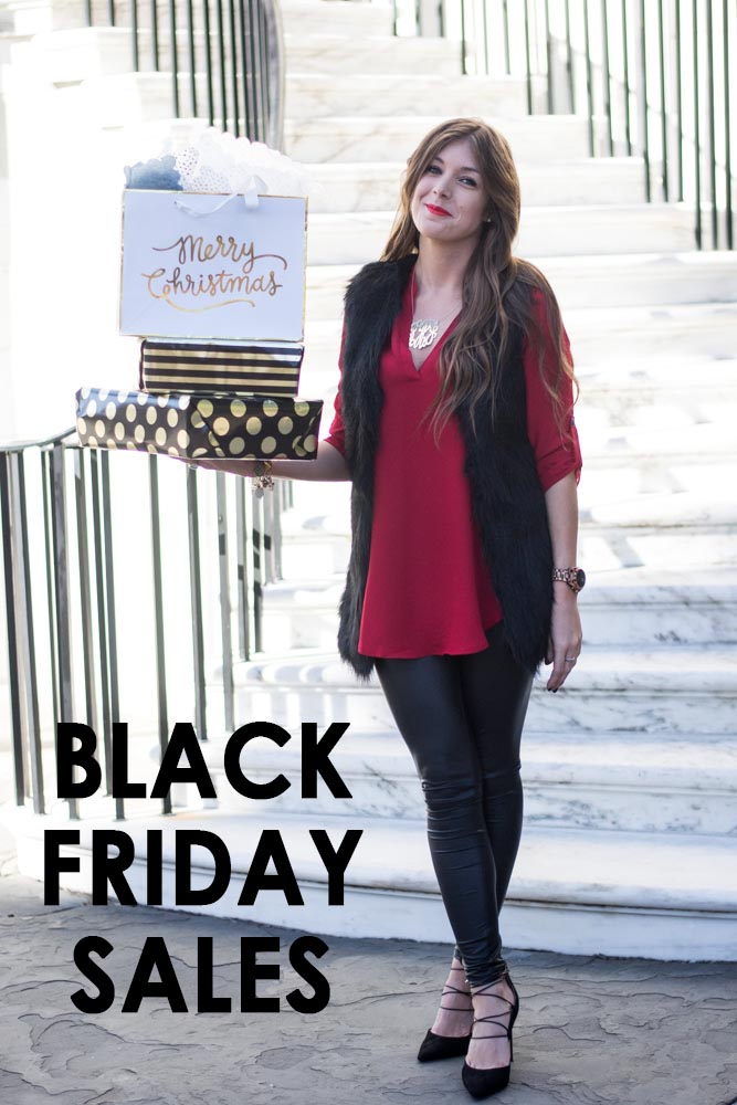 Black Friday Sales | Chasing Cinderella