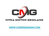 Lowongan Kerja Sales Sparepart Semarang di CV Citra Motor Gemilang