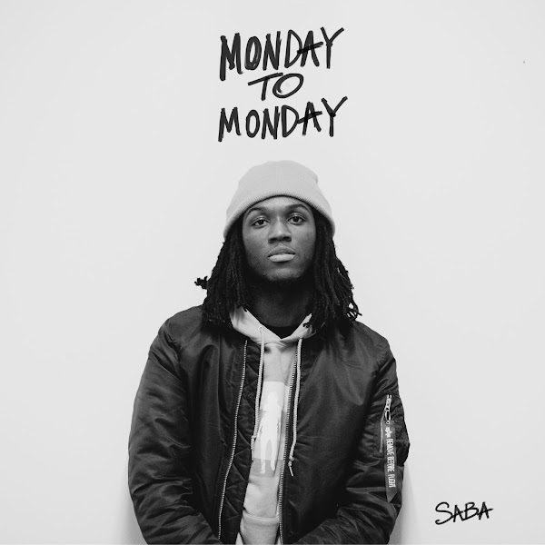 Saba - Monday to Monday - Single Cover