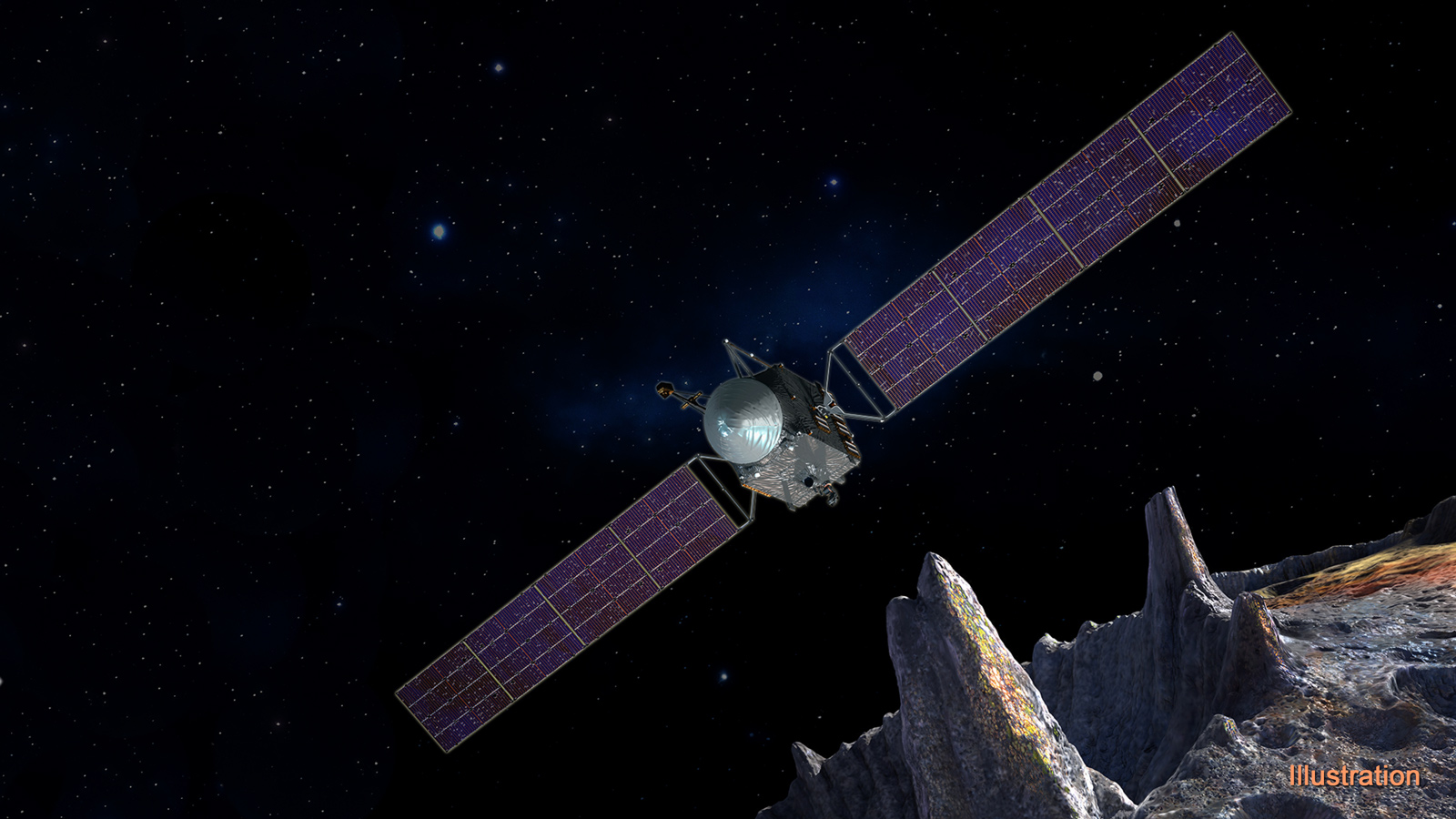 NASA sending robot mission to arrive in 2030 at largest ...