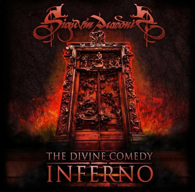 """Ο δίσκος των Signum Draconis """"The Divine Comedy: Inferno"""""""