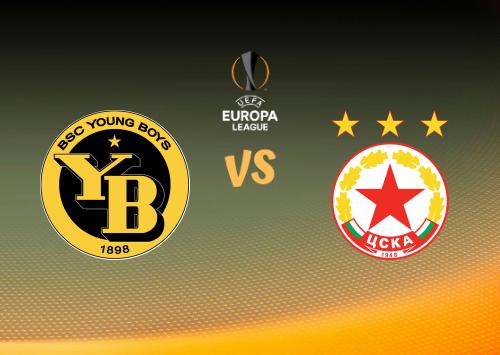 Young Boys vs CSKA Sofía  Resumen
