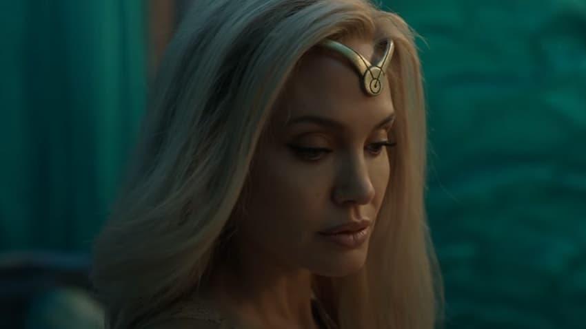 Disney и Marvel показали первый трейлер кинокомикса «Вечные»