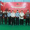 Wabup Tanjabbar Hadiri Acara Sertijab Kalapas Kelas II B Kuala Tungkal