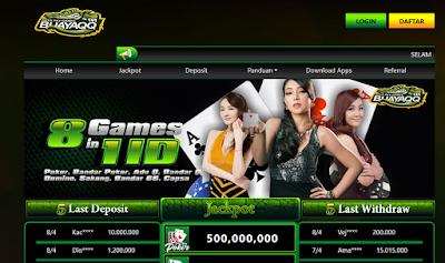 Daftar Di Situs Judi Domino Online Buayaqq Untungnya Banyak!