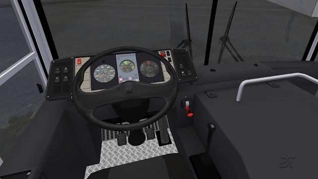 OMSI 2 - Caio Vitória MB, VW e Ford no padrão Goiânia