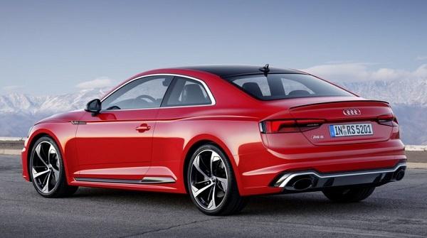 Audi RS5 Coupé Argentina