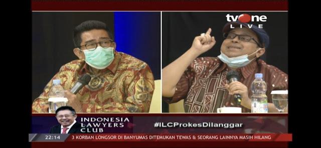 Debat dengan Politisi PDIP, Haikal Hassan Tepis Isu Ajakan Perang Berdarah