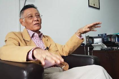 Sengketa Lahan Sentul City, Prof Romli Atmasasmita Sindir Rocky Gerung: Jadi Yang Dungu Itu Siapa?