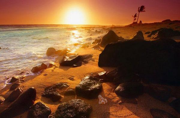 sun set sea beach new nature wallpaper full hd dark nature wallpaper full hd