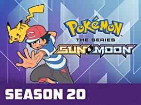 Pokémon temporada 20