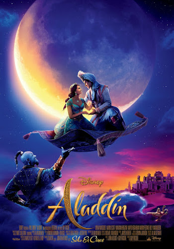 Aladdin (BRRip 1080p Dual Latino / Ingles) (2019)