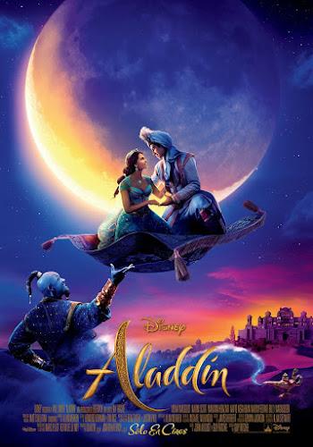 Aladdin (BRRip 1080p Dual Latino / Ingles) (2019)