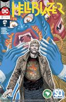 DC Renascimento: Hellblazer #17