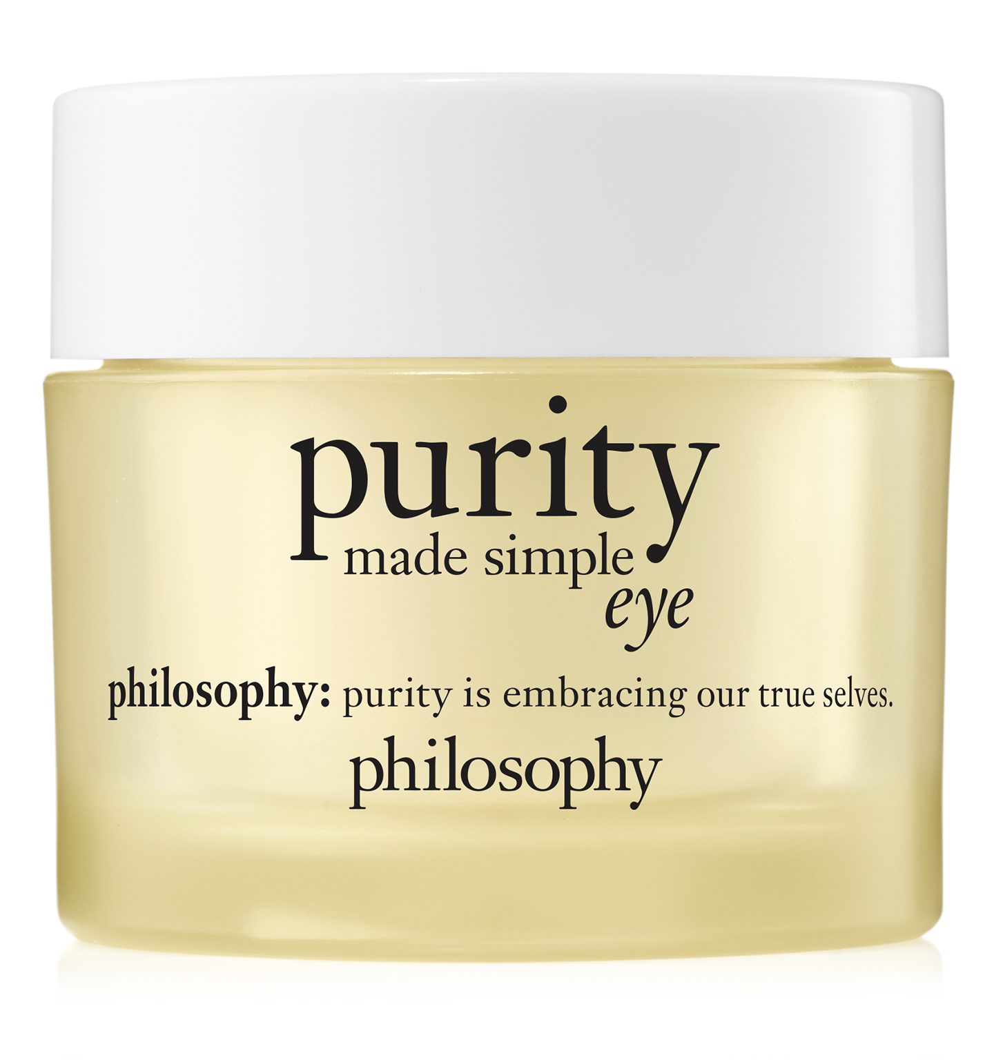 Review: philosophy purity made simple hydra-bounce eye gel