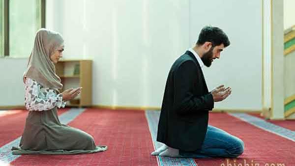 Bacaan Doa Niat Sholat Idul Fitri dan Idul Adha Beserta ...