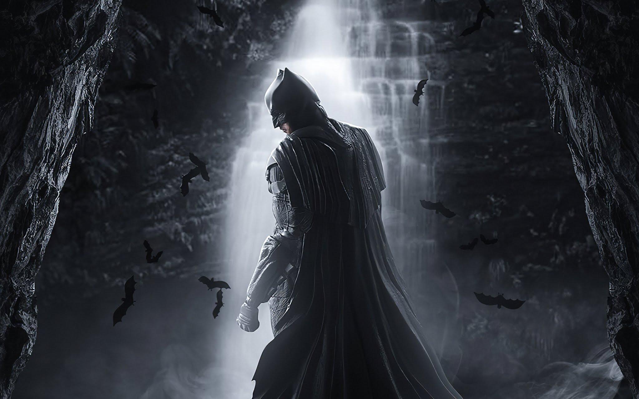 Batman Dark Knight Hd wallpaper by itsharman on DeviantArt