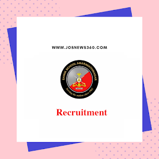 Sainik School Amaravathinagar Recruitment 2020 for Part-Time Medical Officer