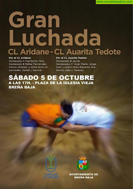 SAN JOSÉ: Gran Luchada: CL Aridane - CL Auarita Tedote