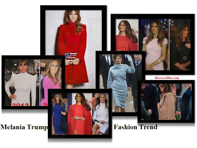 melania, trump, fashion, trend