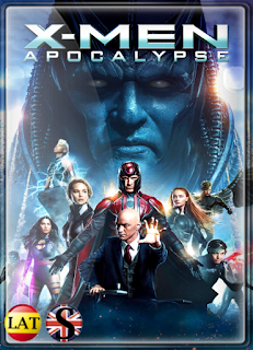X-Men: Apocalipsis (2016) HD 720P LATINO/INGLES