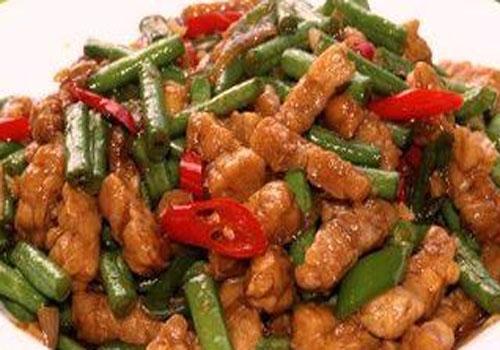 Resep Masakan Kacang Panjang Campur Tempe